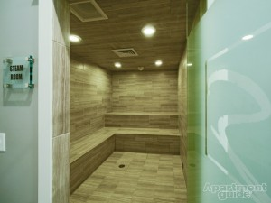Steam Room - Apt Guide