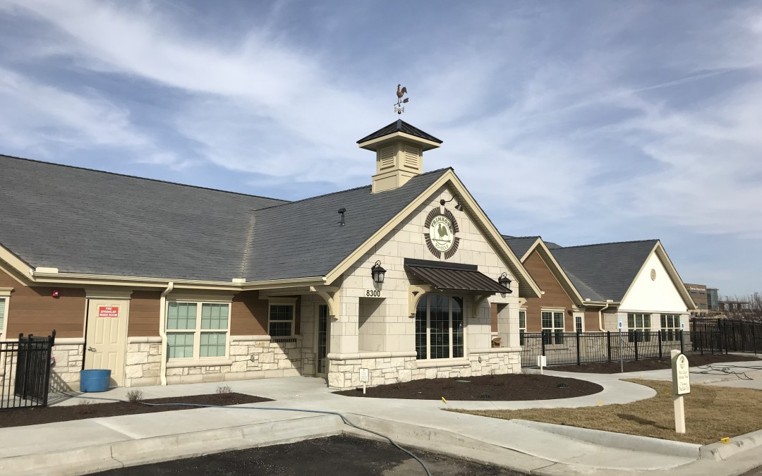Primrose School of Blue Valley – Commercial Painting Overland Park, Kansas