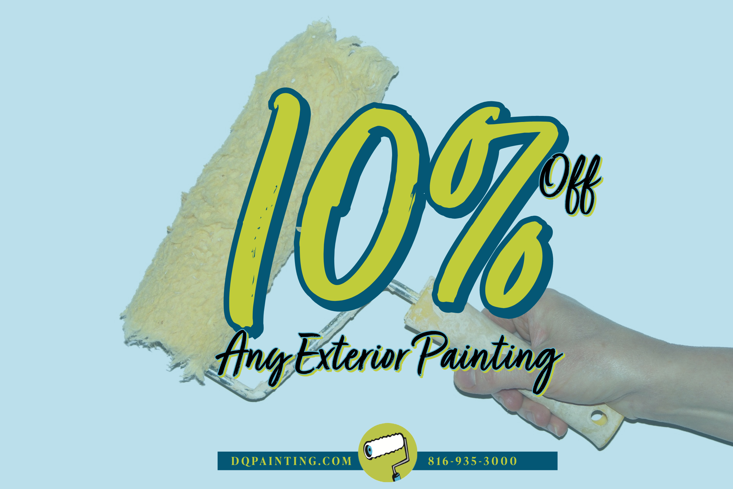 march exterior painting specials kansas city